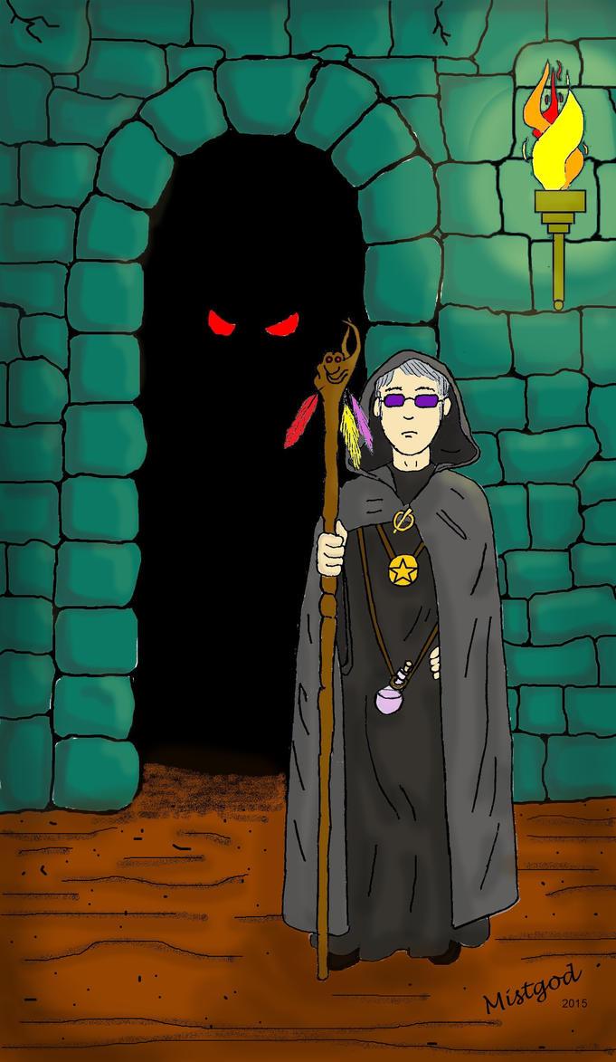 Mistgod in the Dungeon by Mistgod