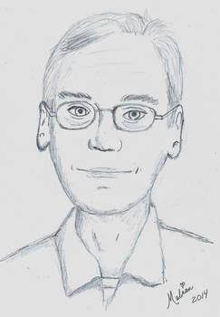 A Portrait Of Mistgod