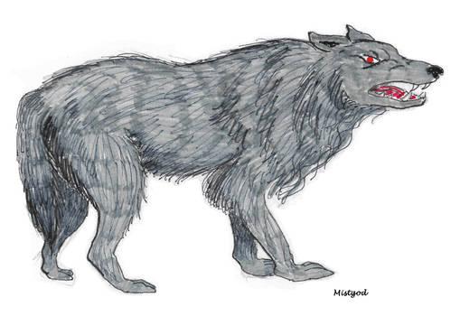 Mist Wolf