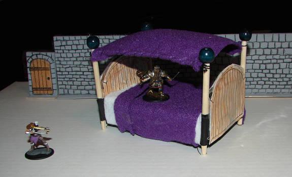 dungeon set, Golfo's bed