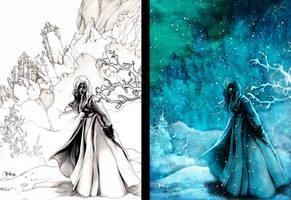 Frozen by EmegE