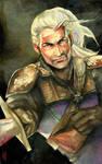 Geralt de Rivia-Witcher2