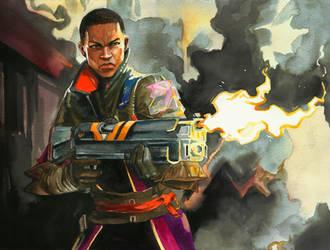 Ikora - Destiny 2