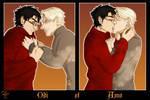 HP - Clashing Feelings