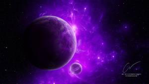 Secondary: Purple Wallpaper