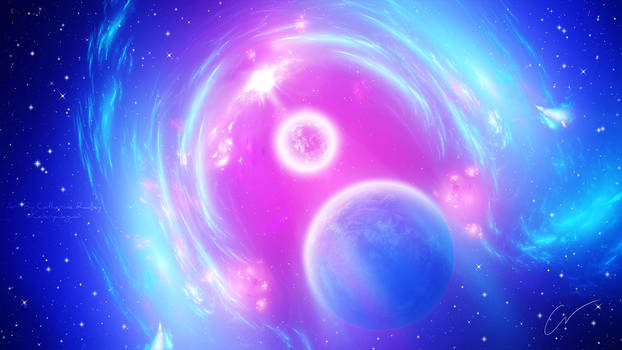 Birth Of The Cosmos