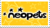 Neopets Stamp by IrenePegasus