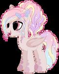 :OTA!: 'Fairy Kei' Themed Bat-Pony