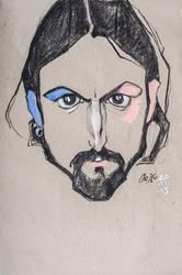 Self portrait (22.11.15(02) by cherneff