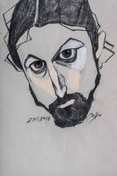 Self portrait (23.11.15(01) by cherneff