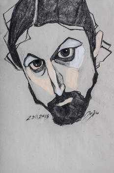 Self portrait (23.11.15(01)