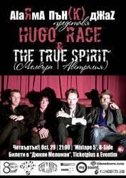 Hugo Race and The True Spirit in Sofia, Bulgaria