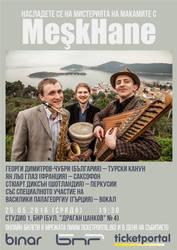 MeskHane in Sofia, Bulgaria (flyer) by cherneff