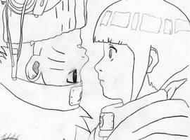 Naruto and Hinata by Kiranaomipartners