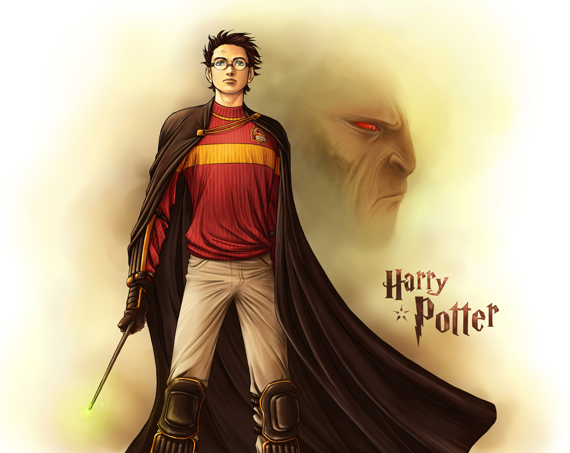 Harry Potter by HitoFanart