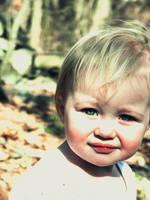 That Baby stare by xfallxoutxgirlsx
