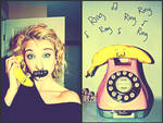 Banana Phone by xfallxoutxgirlsx
