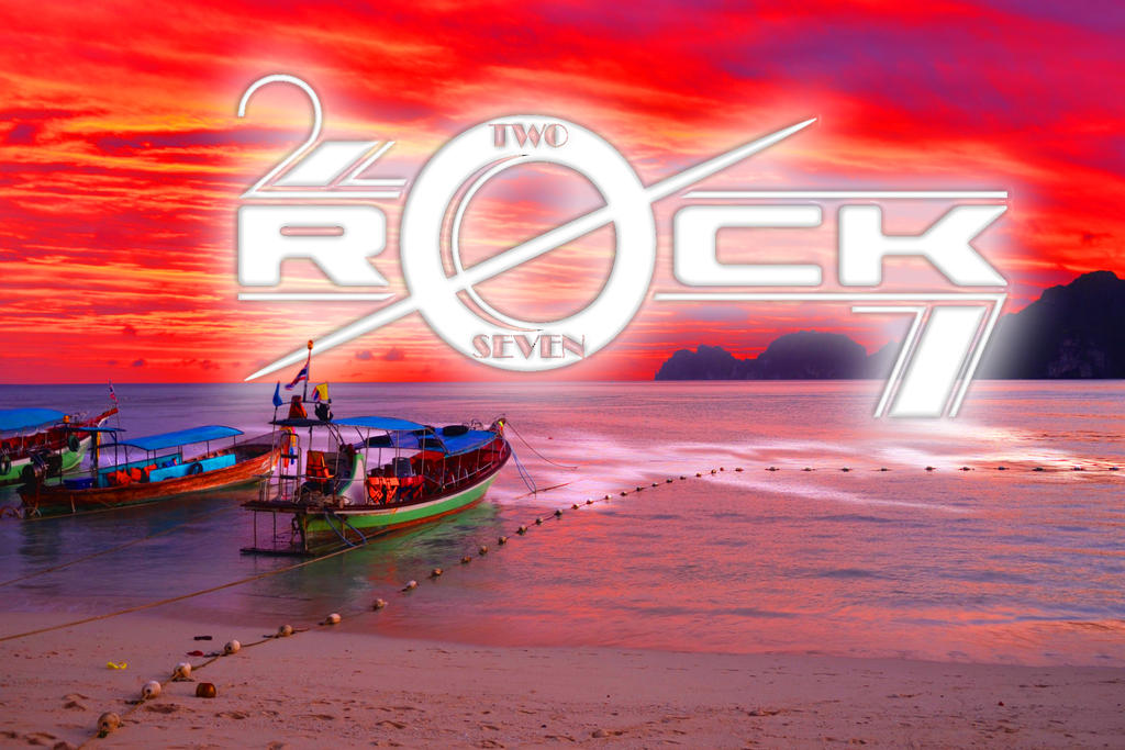 2Rock7 at the Beach by ridla86