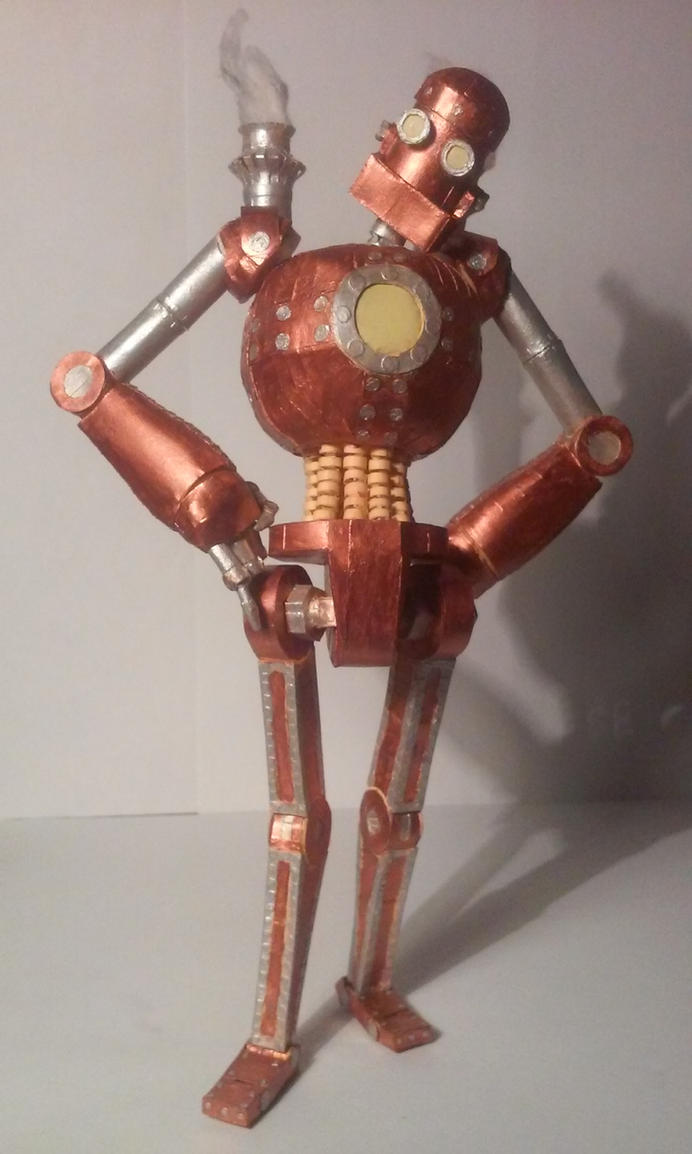 Robot Waltr - FINAL! by JakoHun