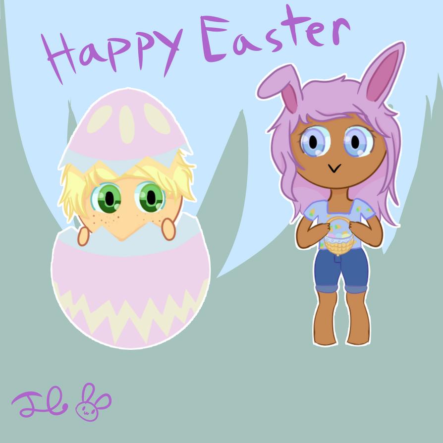 Happy Easter!!! by TheJoeJoe777