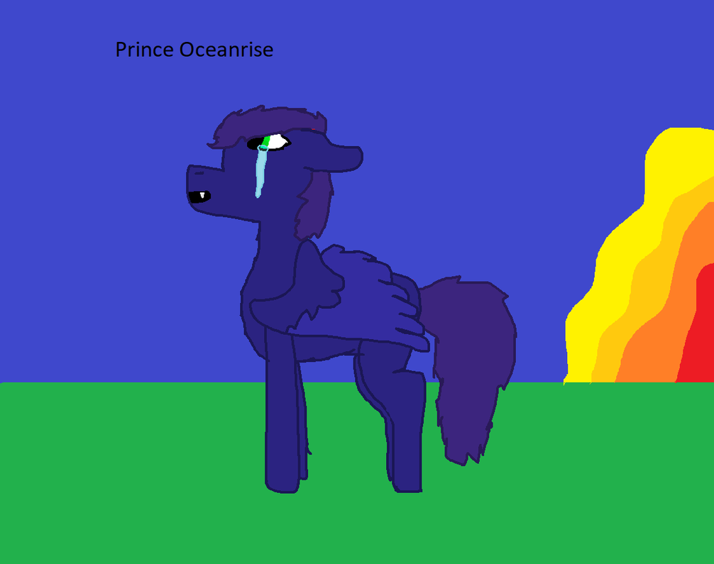 Prince Oceanrise by Sunfish-Studios