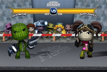 Sack Fighter by foffern