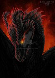 Imperial Flamethrower Dragon