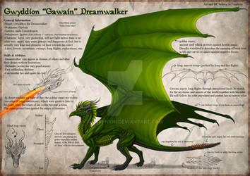 Gawain Reference Sheet