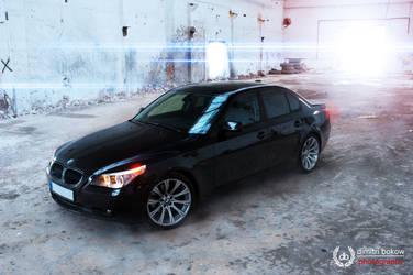 BMW e60 by DimitriBokowPhoto