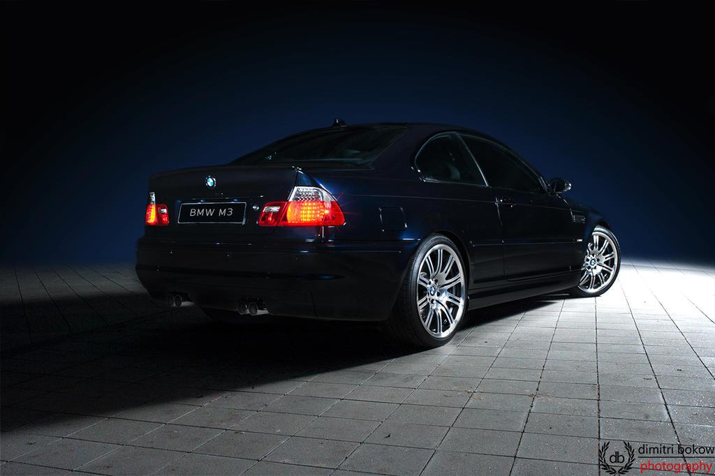 BMW M3 by DimitriBokowPhoto