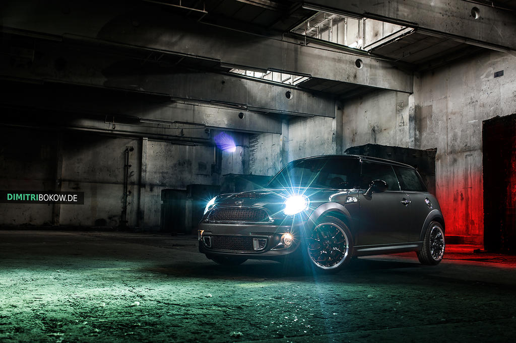 Mini Cooper S by DimitriBokowPhoto