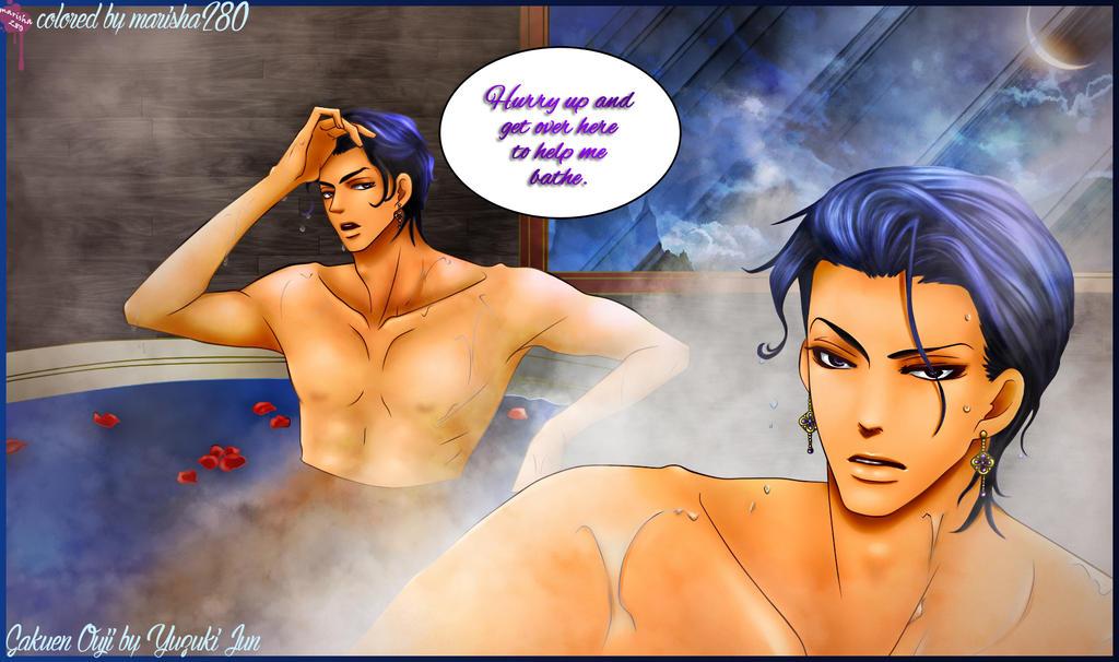 Bathe time ^_^ by marisha280