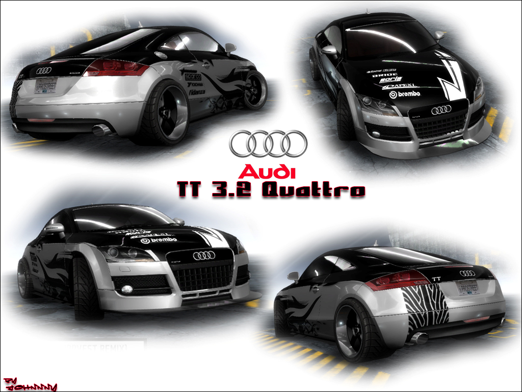 Audi TT 32 Quattro by xXJohnnnYXx on DeviantArt