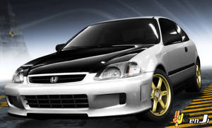JDM Civic 99'