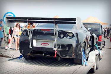 1550BHP GTR
