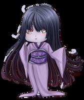 Yuki Onna OC by RanChu-Obscure