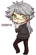 Sleepy Boopy - Shinya by RanChu-Obscure