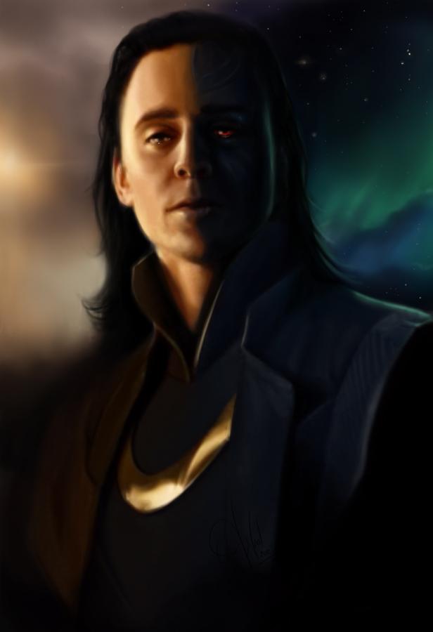 Loki Laufeyson by clz
