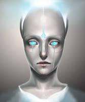 Robotic by AshenCreative