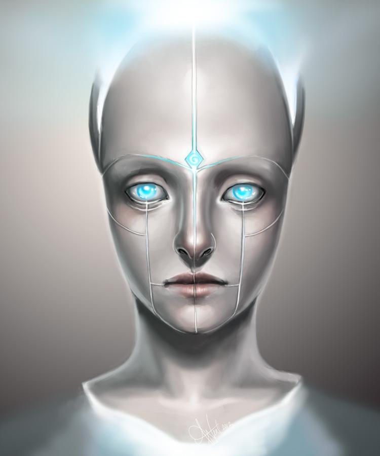 Robotic by clz