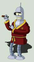 - Sexy Bender - by AshenCreative
