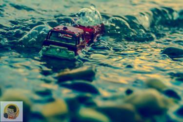 The sea's inner child by Muzickjunki91