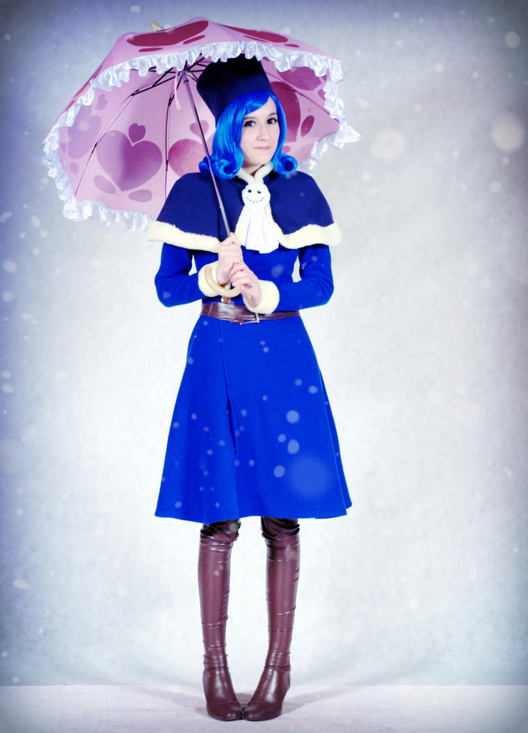 Fairy Tail Cosplay Juvia | www.imgkid.com - The Image Kid ...