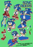 Sonic Character Sheet pt.I