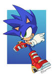 Sonic Boots