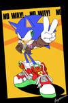 Manga-verse Sonic