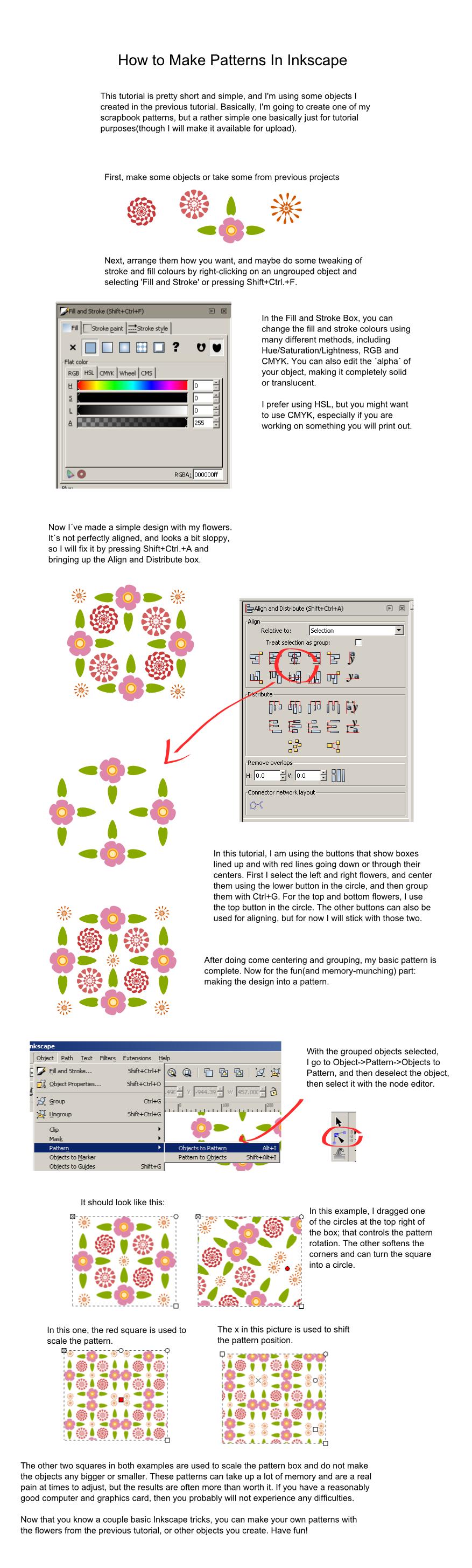 Inkscape Pattern Tutorial by sanjouin-dacapo