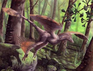 Microraptor gui by EWilloughby