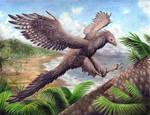 Archaeopteryx - Landing