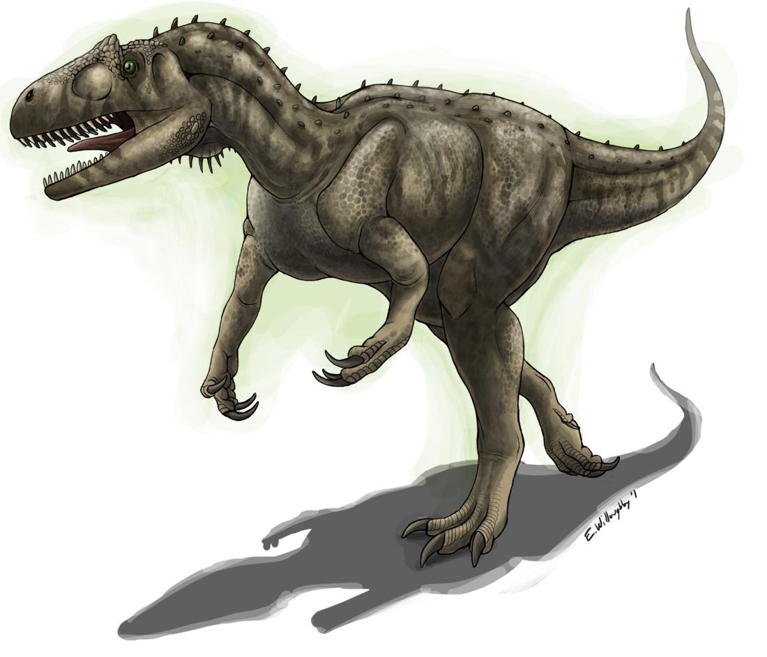 Allosaurus vs Carnotaurus - Dinosaurs Forum